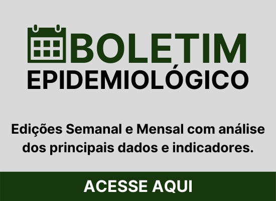 Boletim epidemiológico Semanal