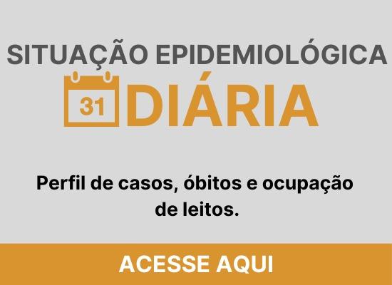 Boletim epidemiológico Diário